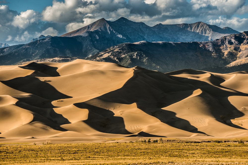 The Great Sand Dunes National Park is one of the most unique a d spectacular hikes in Colorado