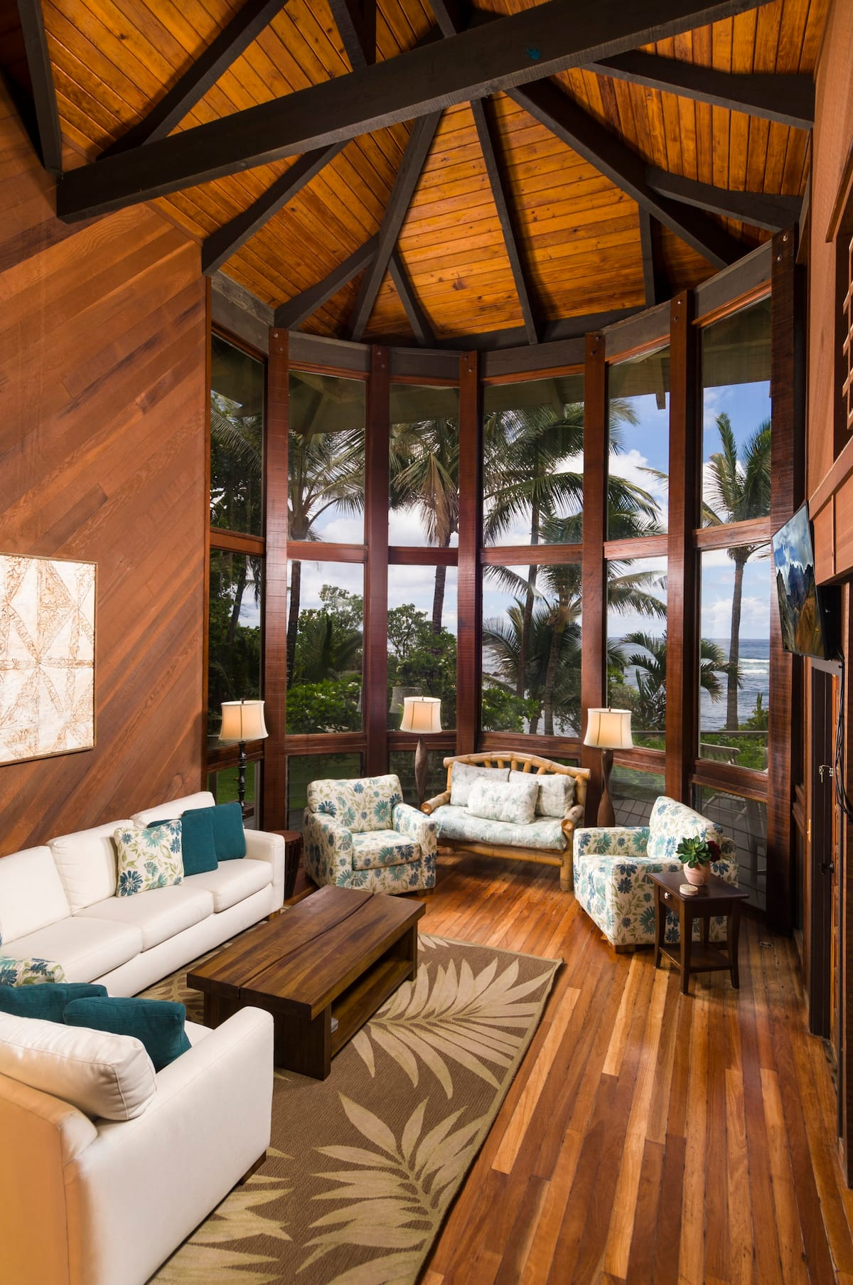 the Hamoa Beach House is one of the best Airbnbs in Maui