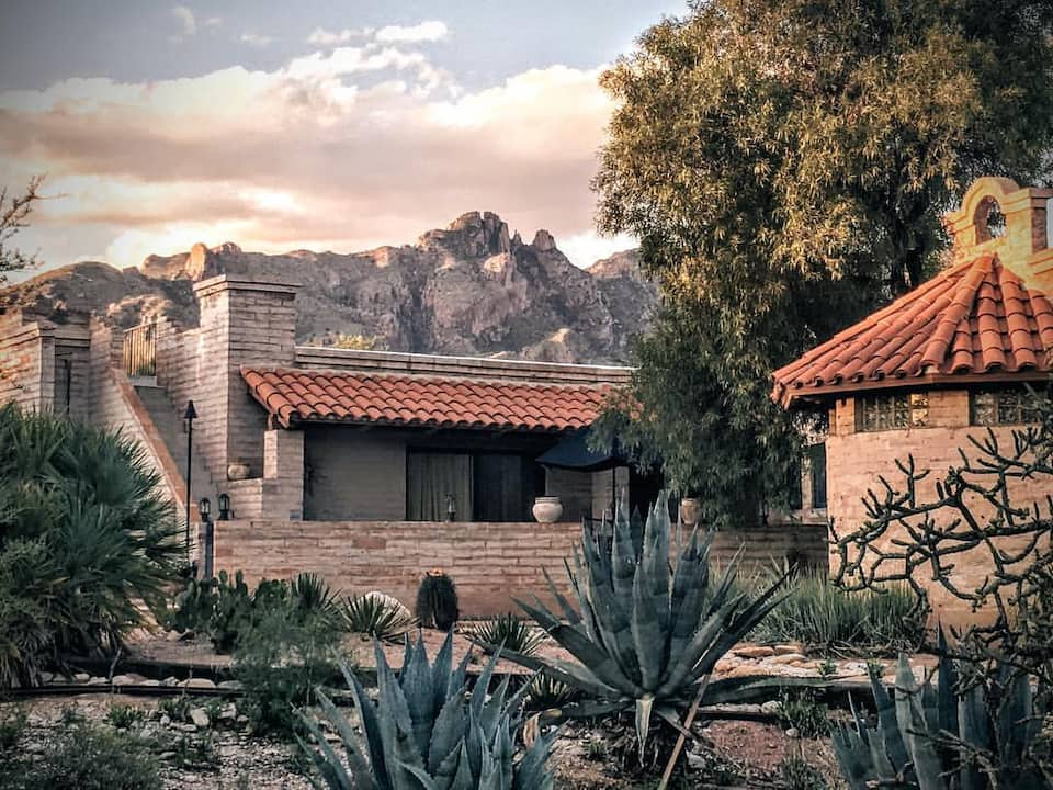 Casita Tolsa is one of the best Airbnbs in Tucson