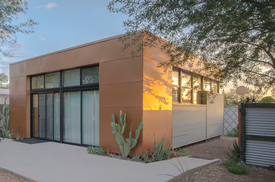 the Copper House is one of the best Airbnbs in Tucson