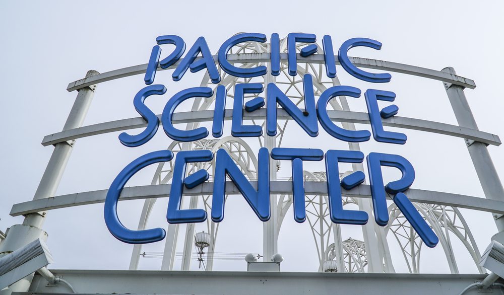 3 day weekend in seattle science center