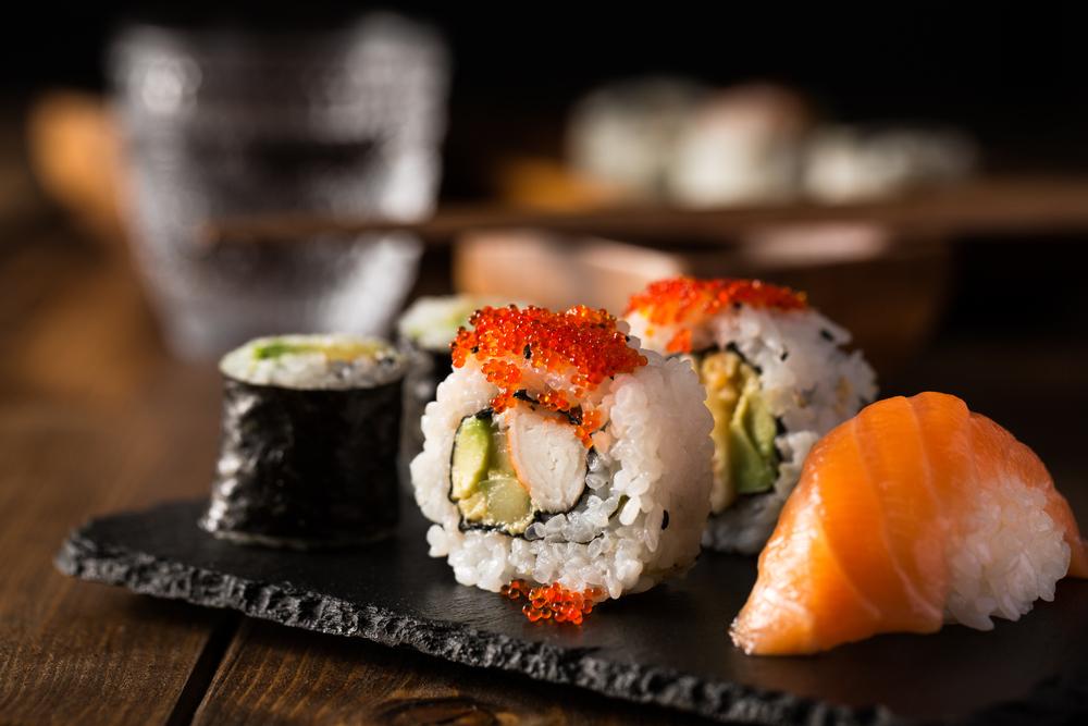 seattle itinerary sushi