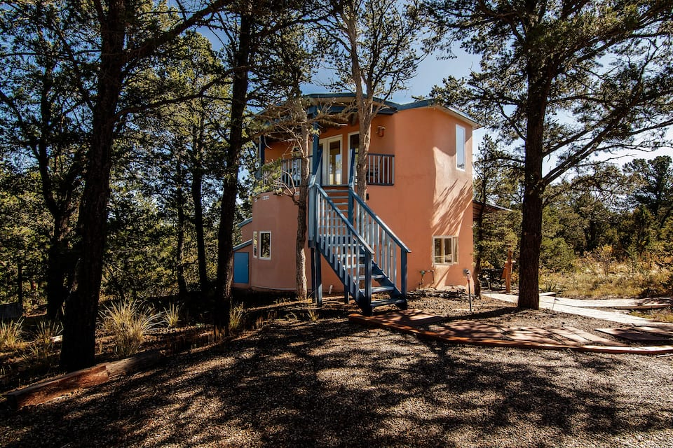 Casita Don Gaspar is one of the best Airbnbs in Santa Fe