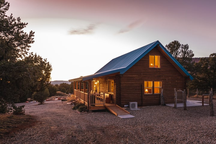 a photo of sage haven, one of the best utah vacation homes