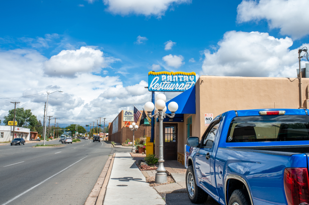 The Pantry is one of the best restaurants in Santa Fe