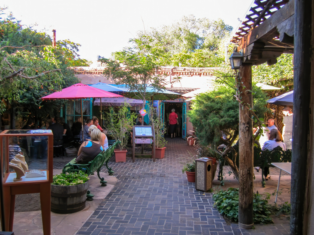 The Shed is one of the best restaurants in Santa Fe