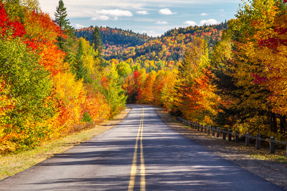 So many weekend getaways on the East Coast can be improved if you go in the fall.