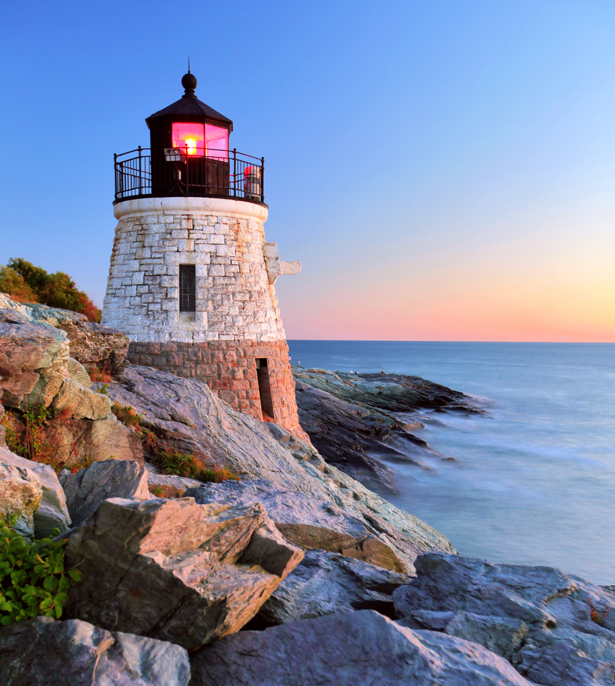 Newport is a cute, coastal town perfect for a weekend getaway on the East Coast.