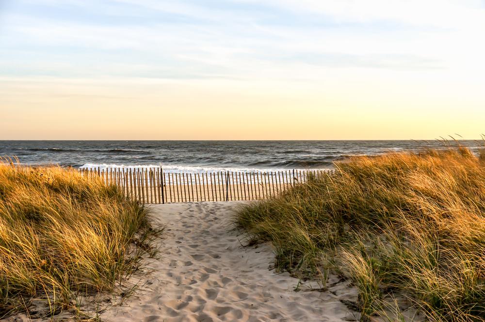 The Hamptons is a great beach getaway on the East Coast