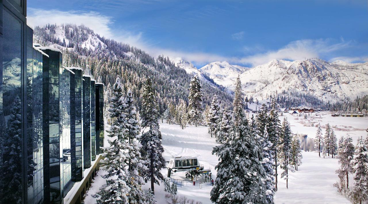 photo of the resort at squaw creek