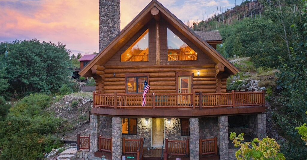 the Storybook Cabin is one of the best cabins in Arizona
