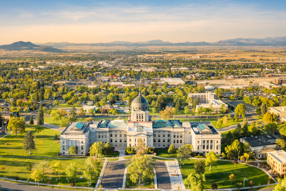 a photo of the montana state capitol one of the best things to see in montana