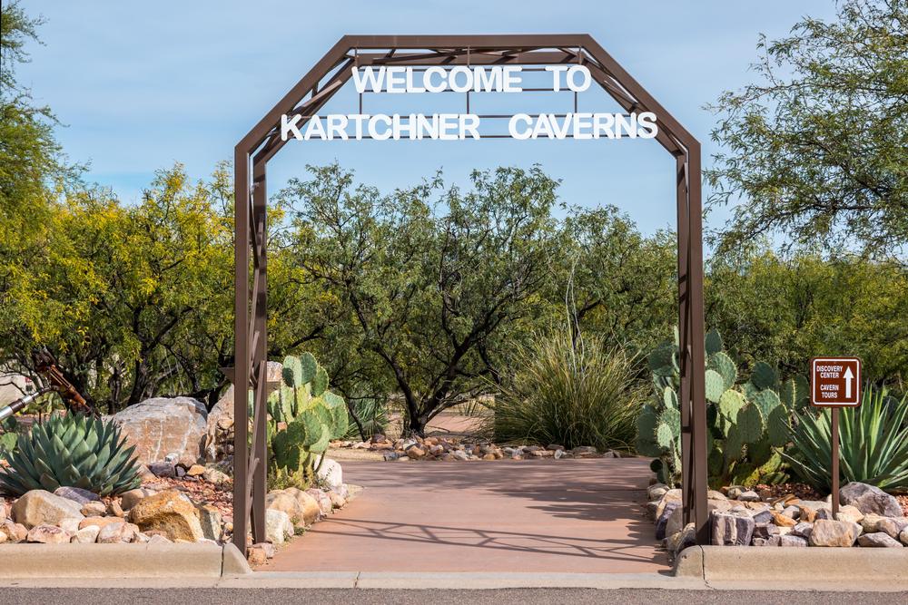a visit to Kartchner Caverns is one of the best weekend getaways in Arizona