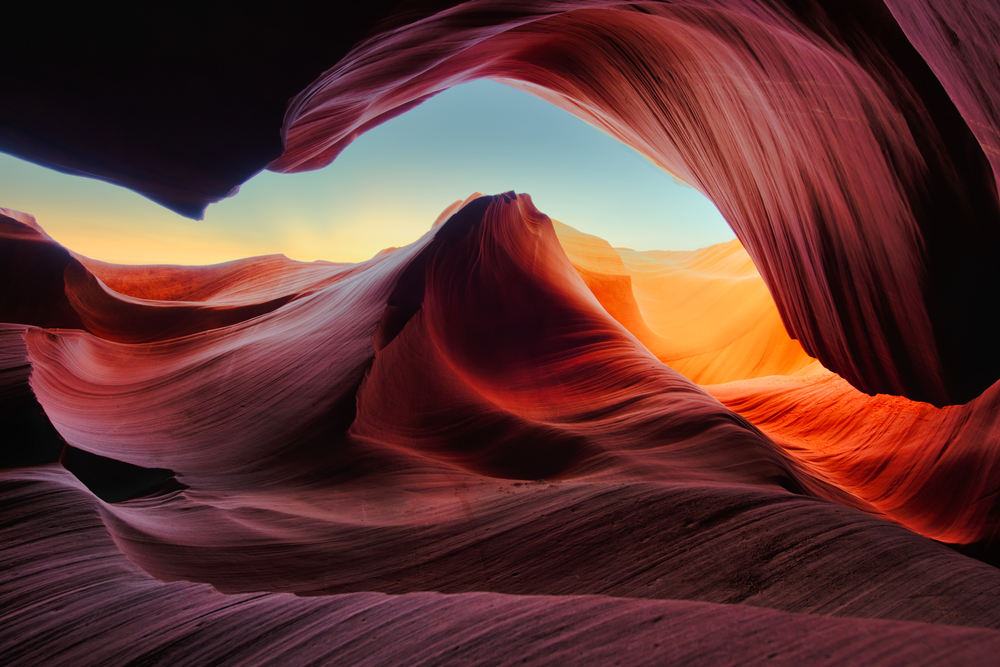 a visit to Antelope Canyon in Page is one of the best weekend getaways in Arizona