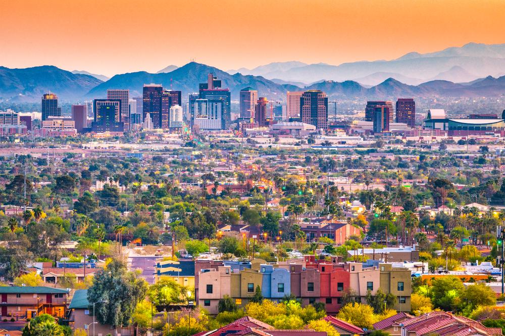 a visit to Phoenix is one of the best weekend getaways in Arizona