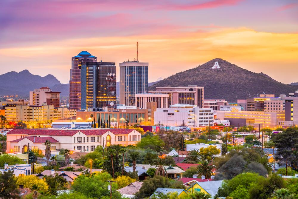 a visit to Tucson is one of the best weekend getaways in Arizona
