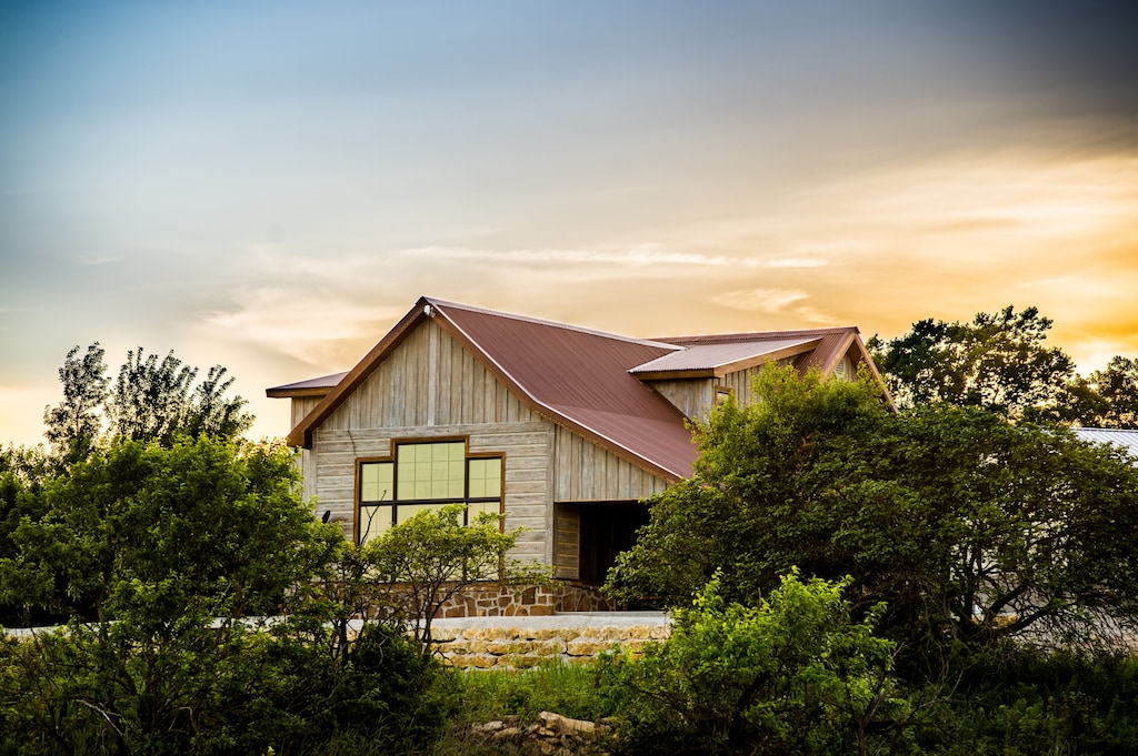 The Lodge is one of the best VRBOs in Kansas